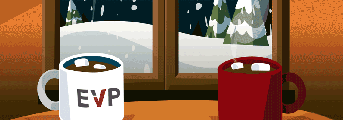 Happy Holidays from EVP Systems!
