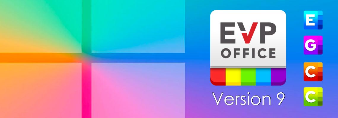 EVP Office 9—Something Big!